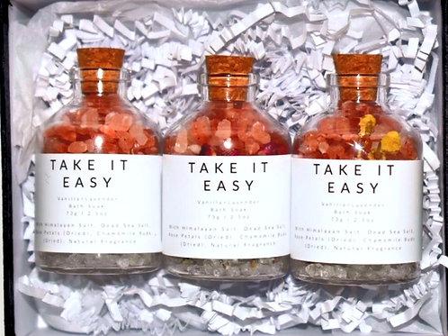 Take it Easy Bath Soak