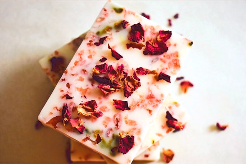 Rose & Himalayan Salt Soap