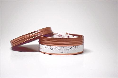 Sugared Roses Face & Body Scrub