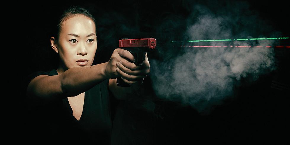 Defensive Pistol Fundamentals (SIRT Training Pistol Version)