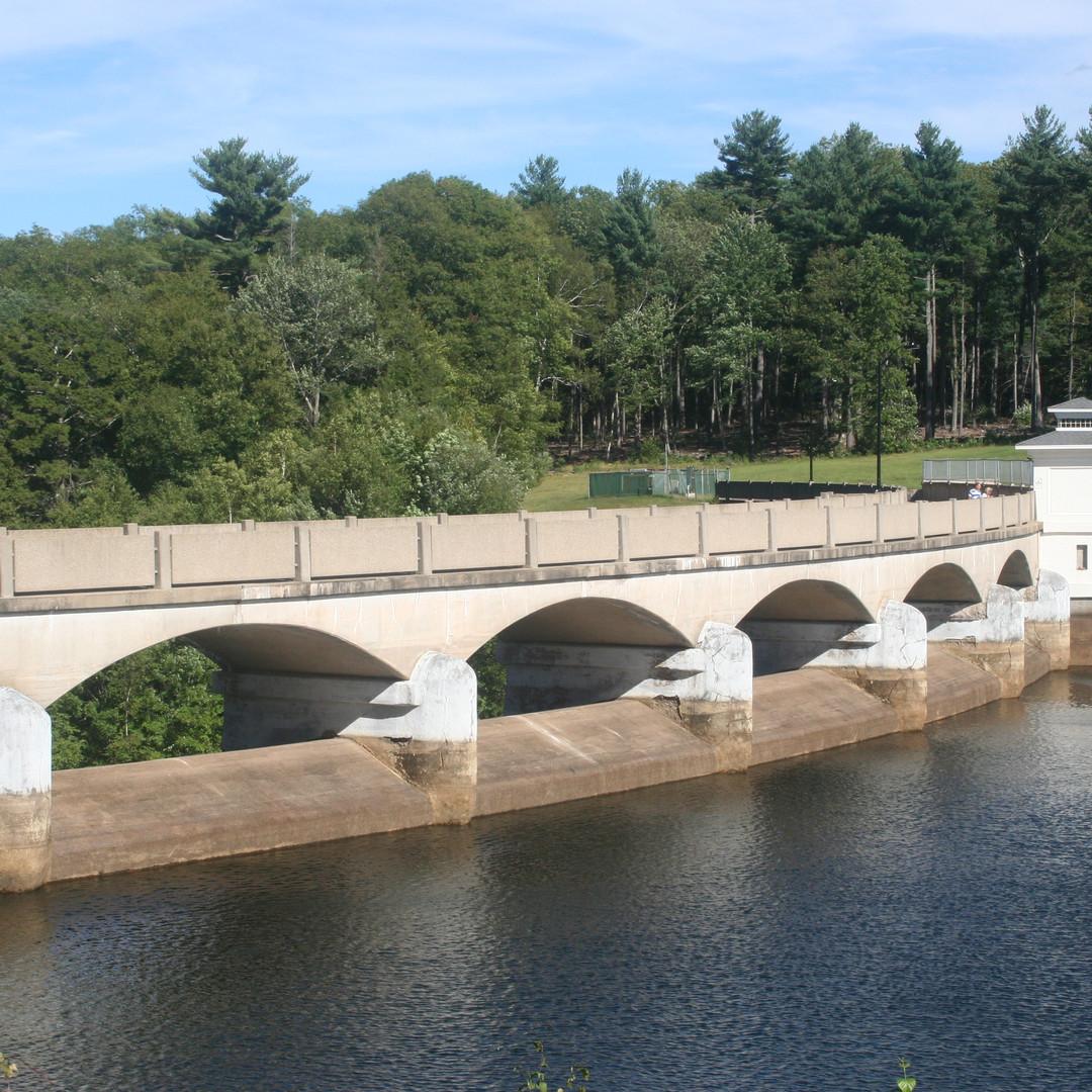 The Reservoir Dam