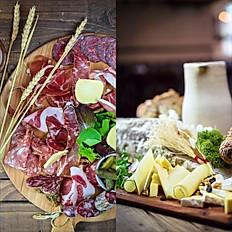 Grande planche mixte (fromage et chaurcuterie)