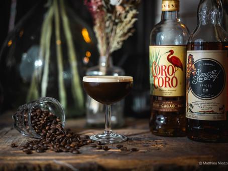 Le COROLUA - un cocktail du Chai Brongniart