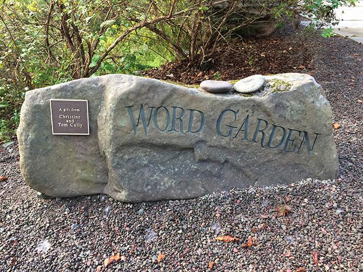 Word Garden at Highlights Foundation