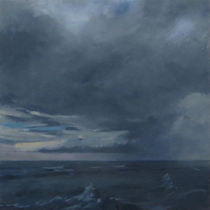 Dawn. Current. Rain. at Main Street Gallery, Buffalo NY