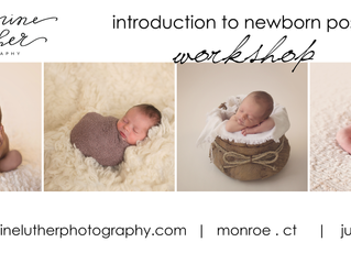 Intro to Posing: Newborn Photography