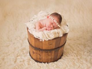 Ella's Newborn Session