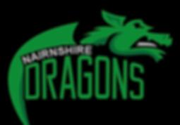 Nairnshire Dragons logo