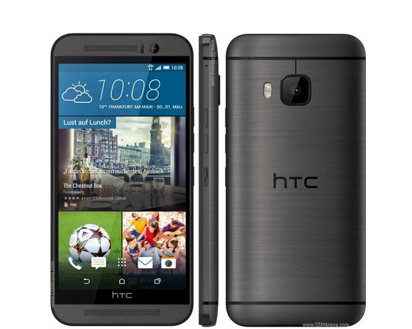 HTC M9 Gun Metal