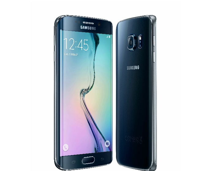 Samsung S6 Edge/Plus Black Sapphire