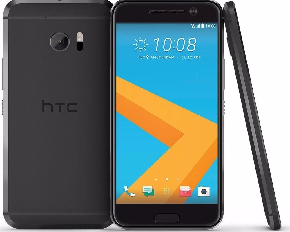 HTC 10 Carbon Gray