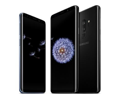 Samsung S9 & S9+ Black