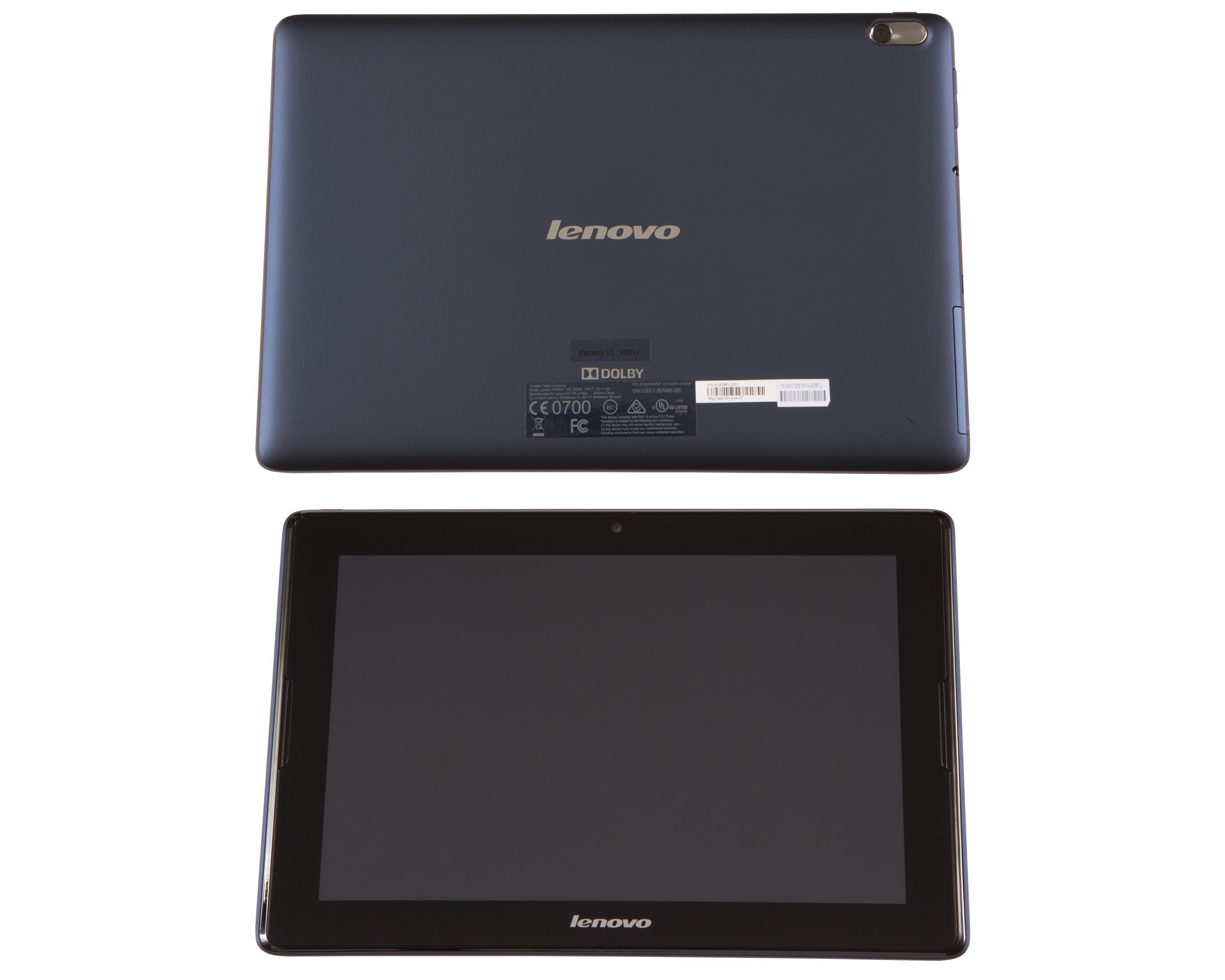 """Lenovo  A10-70 10""""  Blue"""