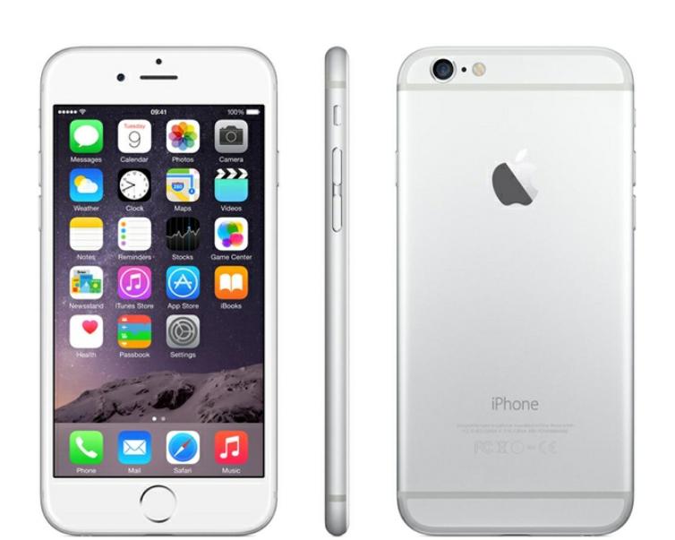 Apple iPhone 6/S/Plus White
