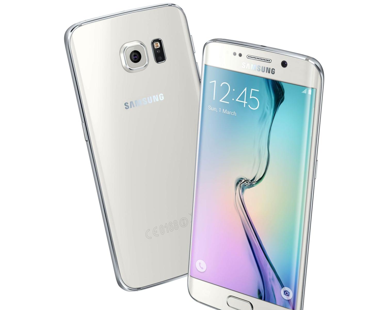 Samsung S6 Edge/Plus White Pearl