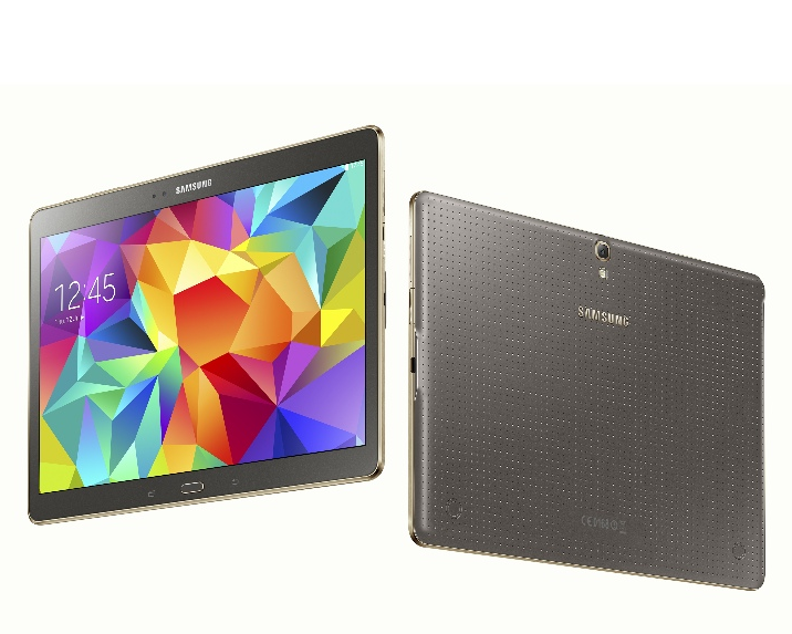 Samsung Tab S 10.5 Bronze