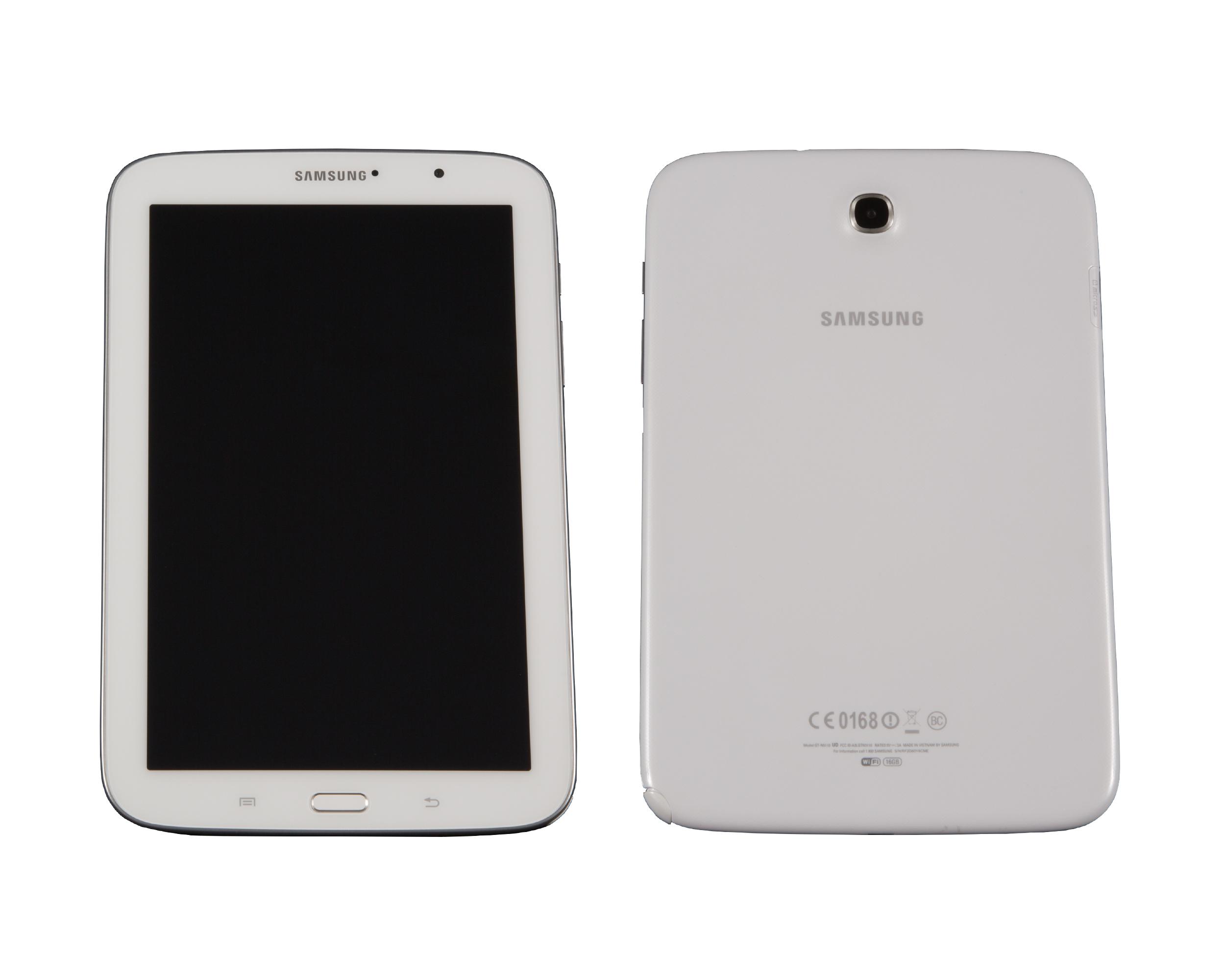 "Samsung Note 8.0"" White"