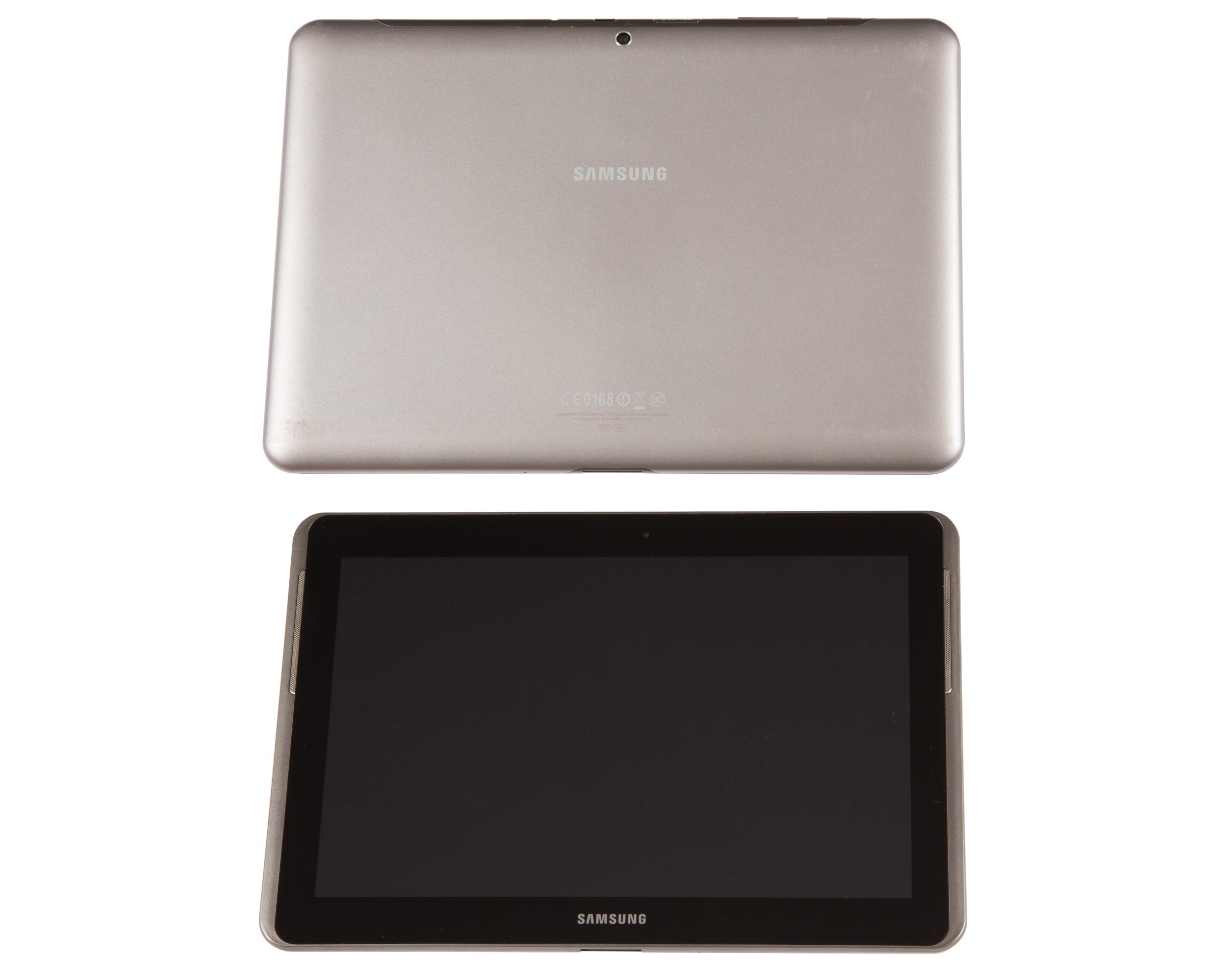 "Samsung Tab 2 10.1"" Black/Grey"