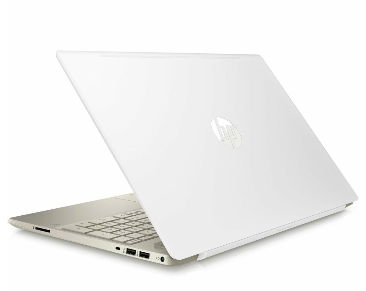 """HP 15"""" White"""