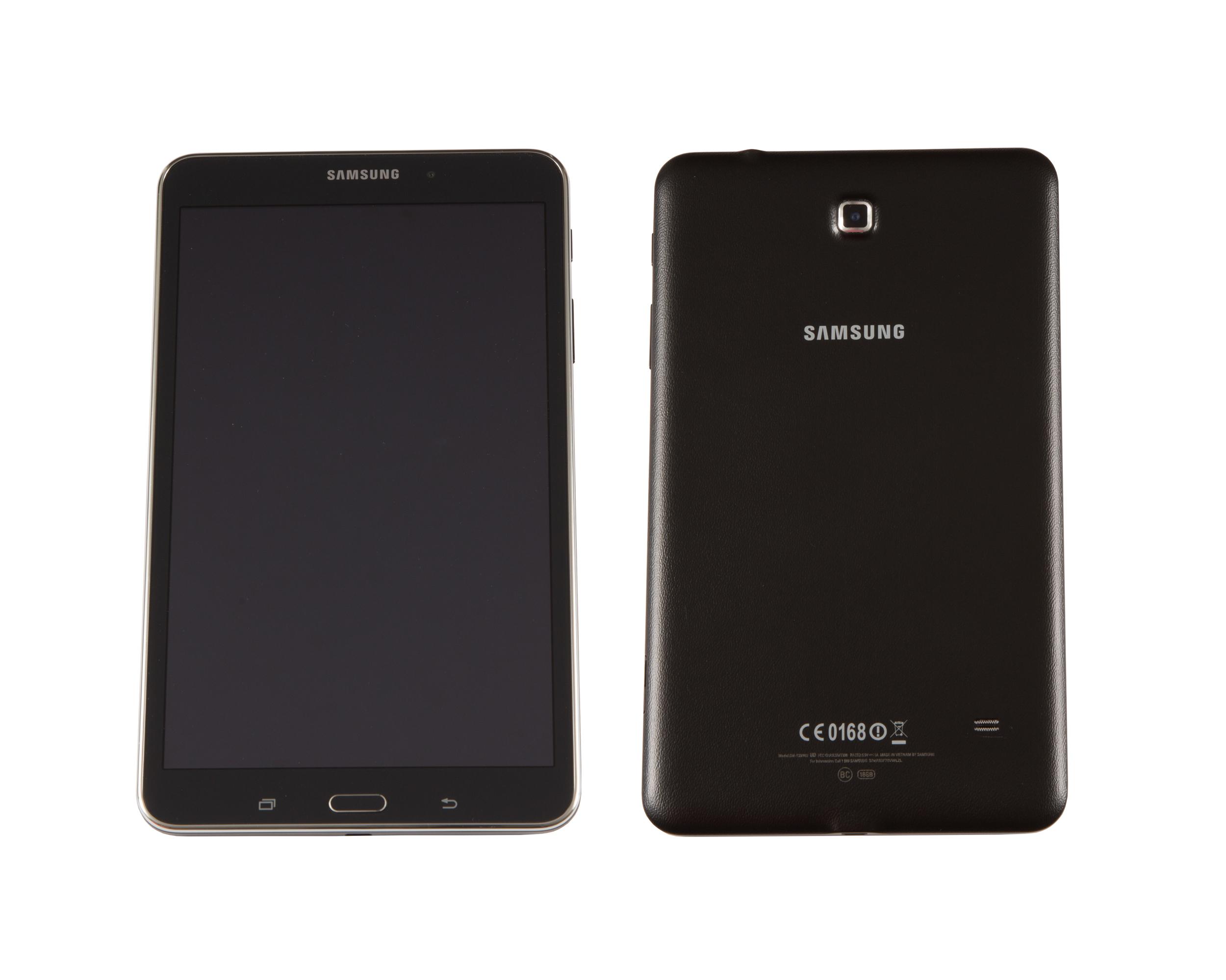 "Samsung Tab 4 8.0"" Black"