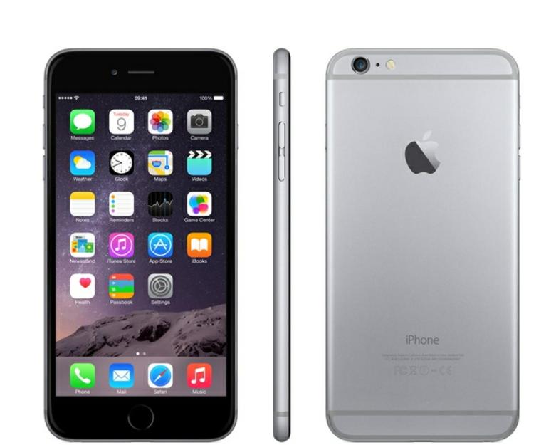 Apple iPhone 6/S/Plus Black