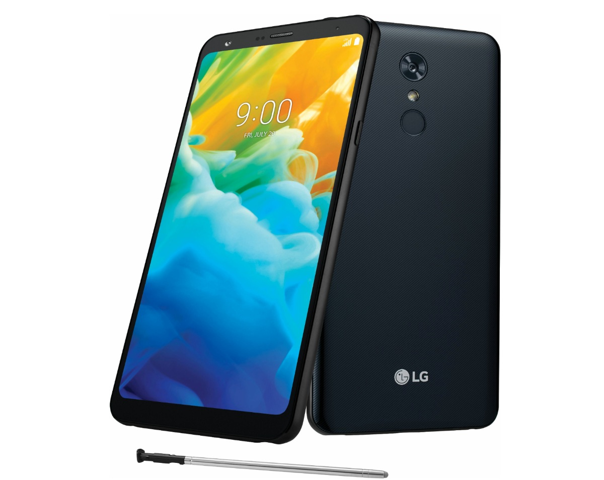 LG Stylo 4 Black