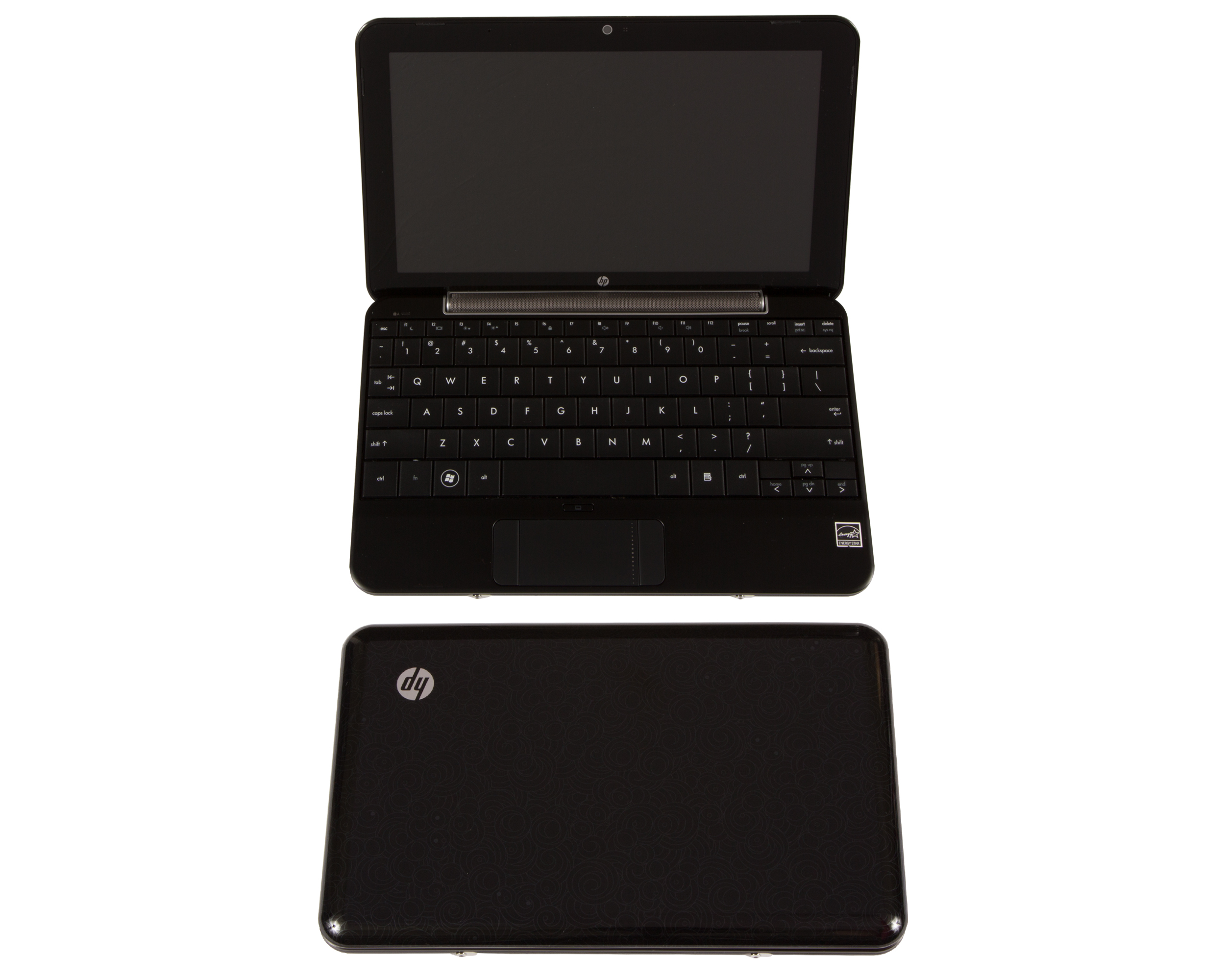 "HP Mini 10"" NetBook Black"