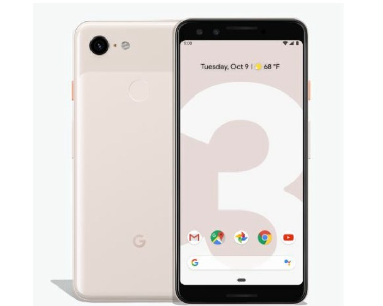 Google Pixel 3 Pink