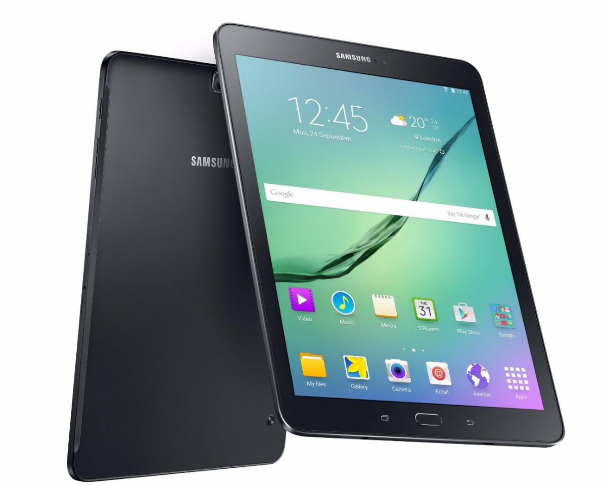 "Galaxy Tab S 2 9.7"" Black"
