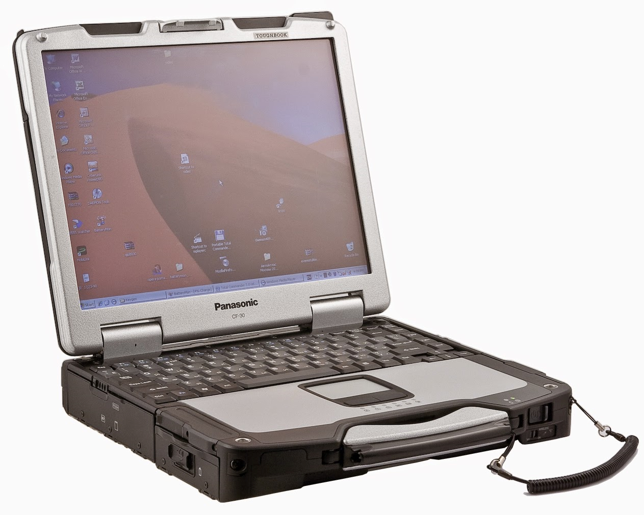 Panasonic Toughbook 10.5 Grey