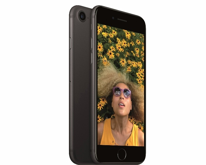 Apple iPhone 7/Plus Matte Black