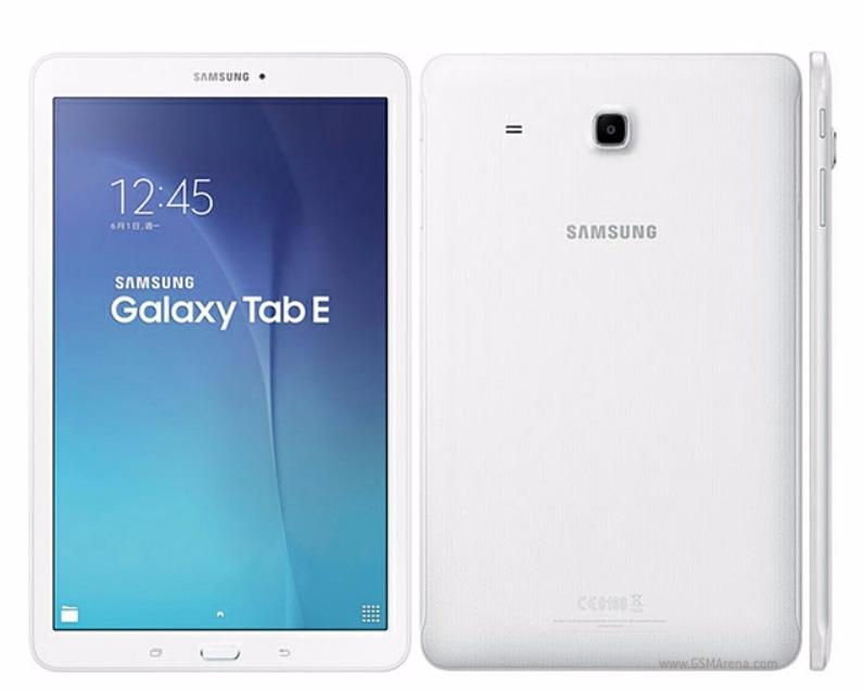 "Samsung Tab e 9.6"" White"