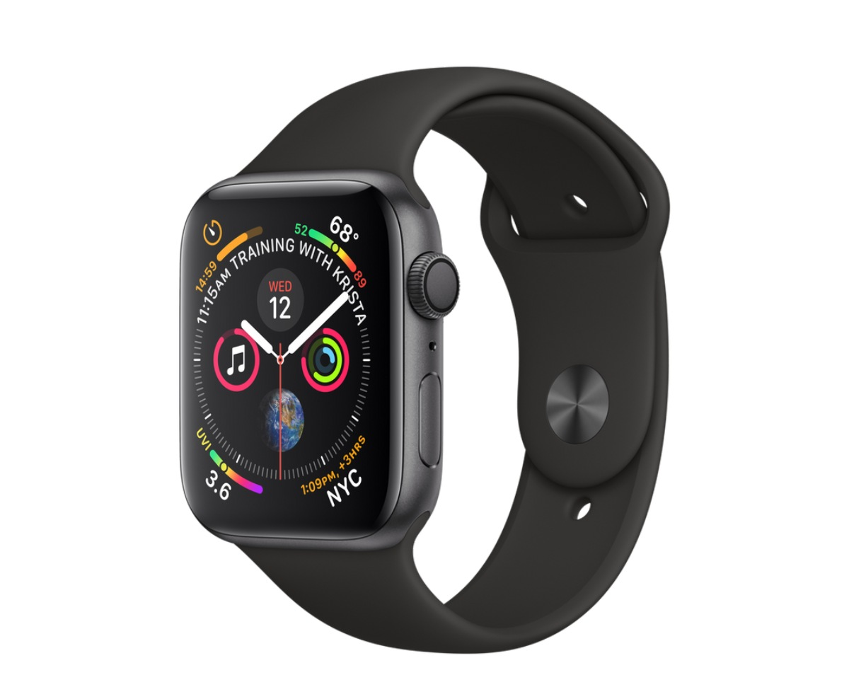 Apple iWatch Space Grey