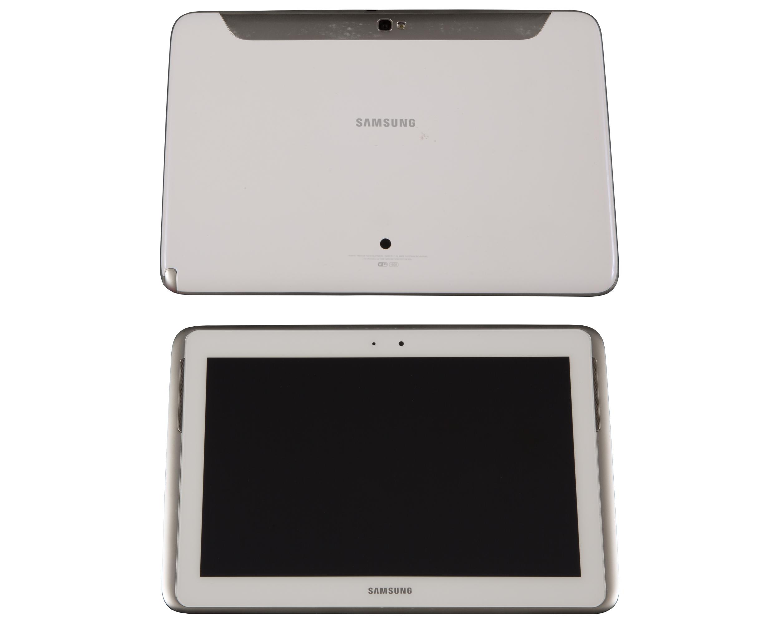 "Samsung Note 10.1"" White"