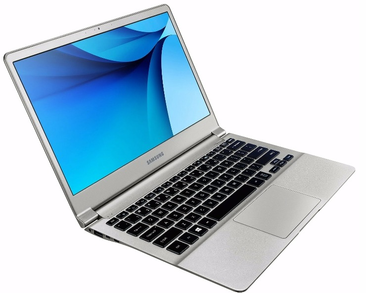 "Samsung NoteBook 9 13.3"" silver"