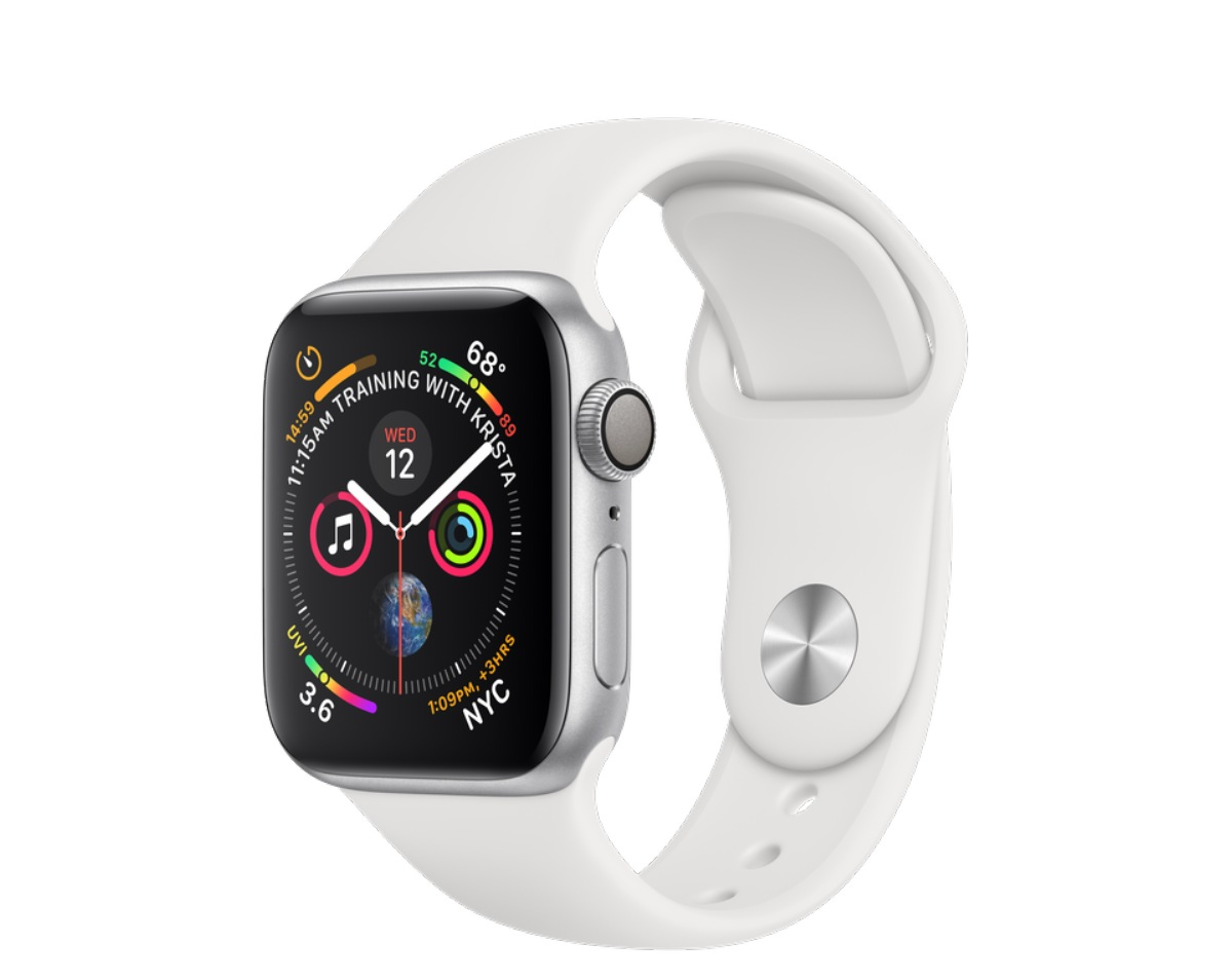 Apple iWatch Silver