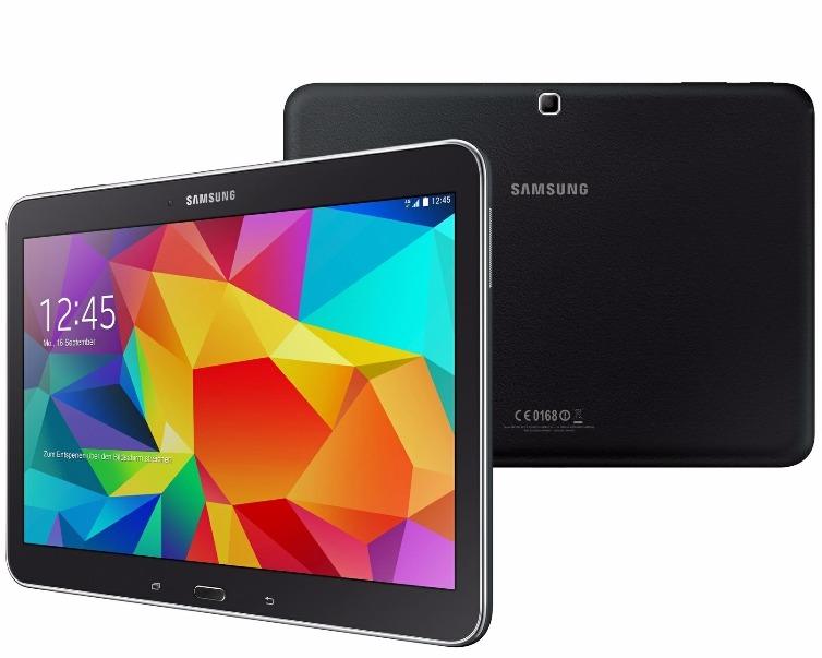 "Samsung Tab 4 10.1"" Black"