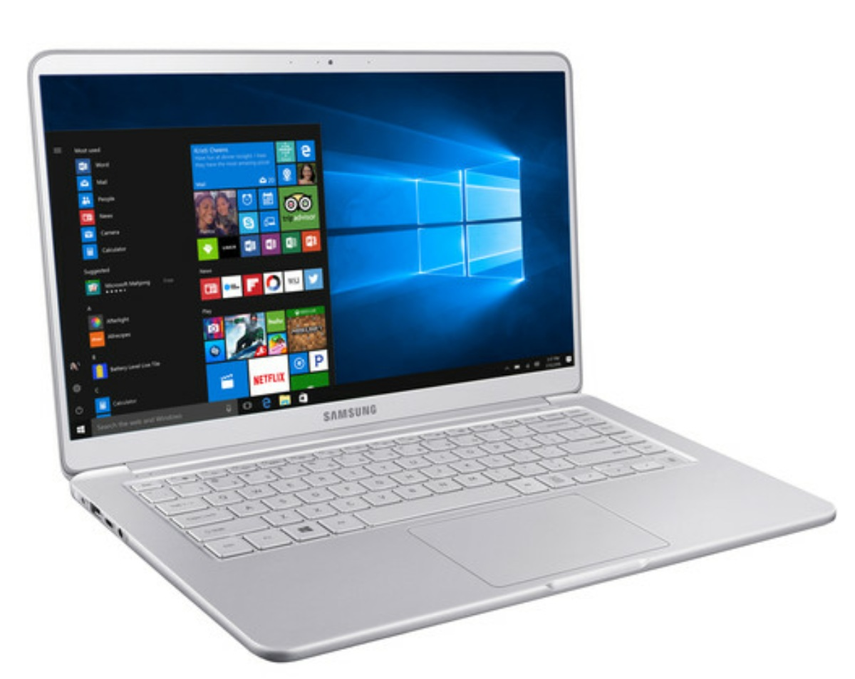 "Samsung Notebook 9 15"" Silver"