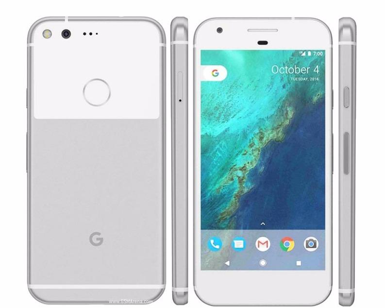Google Pixel White