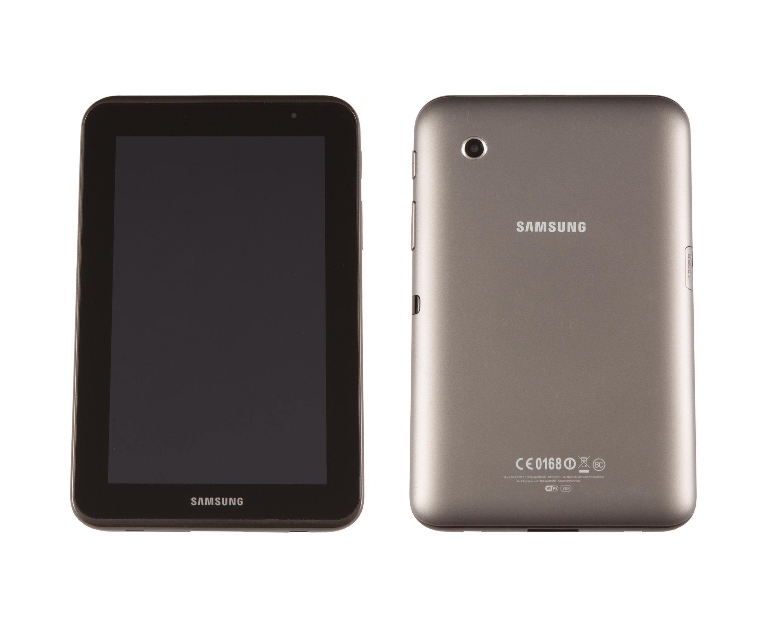 "Samsung Tab 2 7.0"" Black/Grey"
