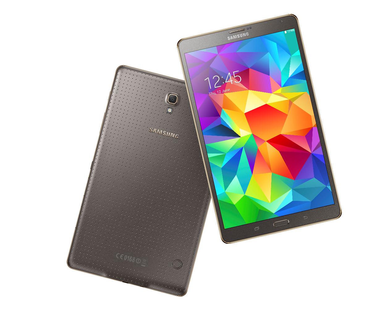 """Samsung Tab S 8.4"""" Black Grey"""
