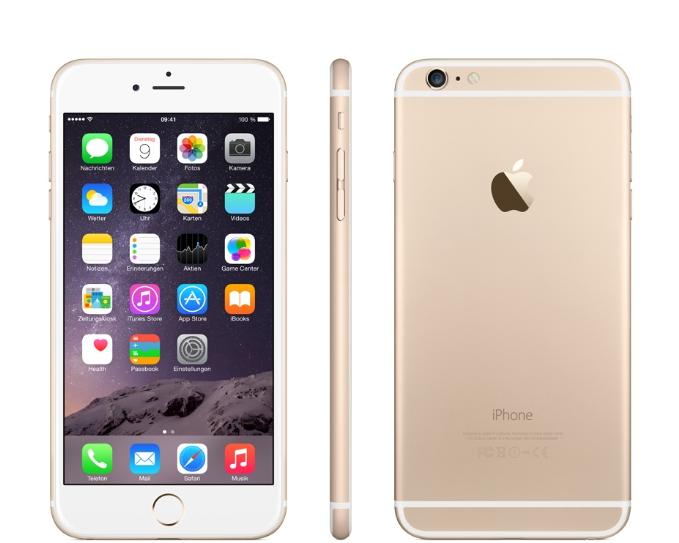 Apple iPhone 6/S/Plus Gold