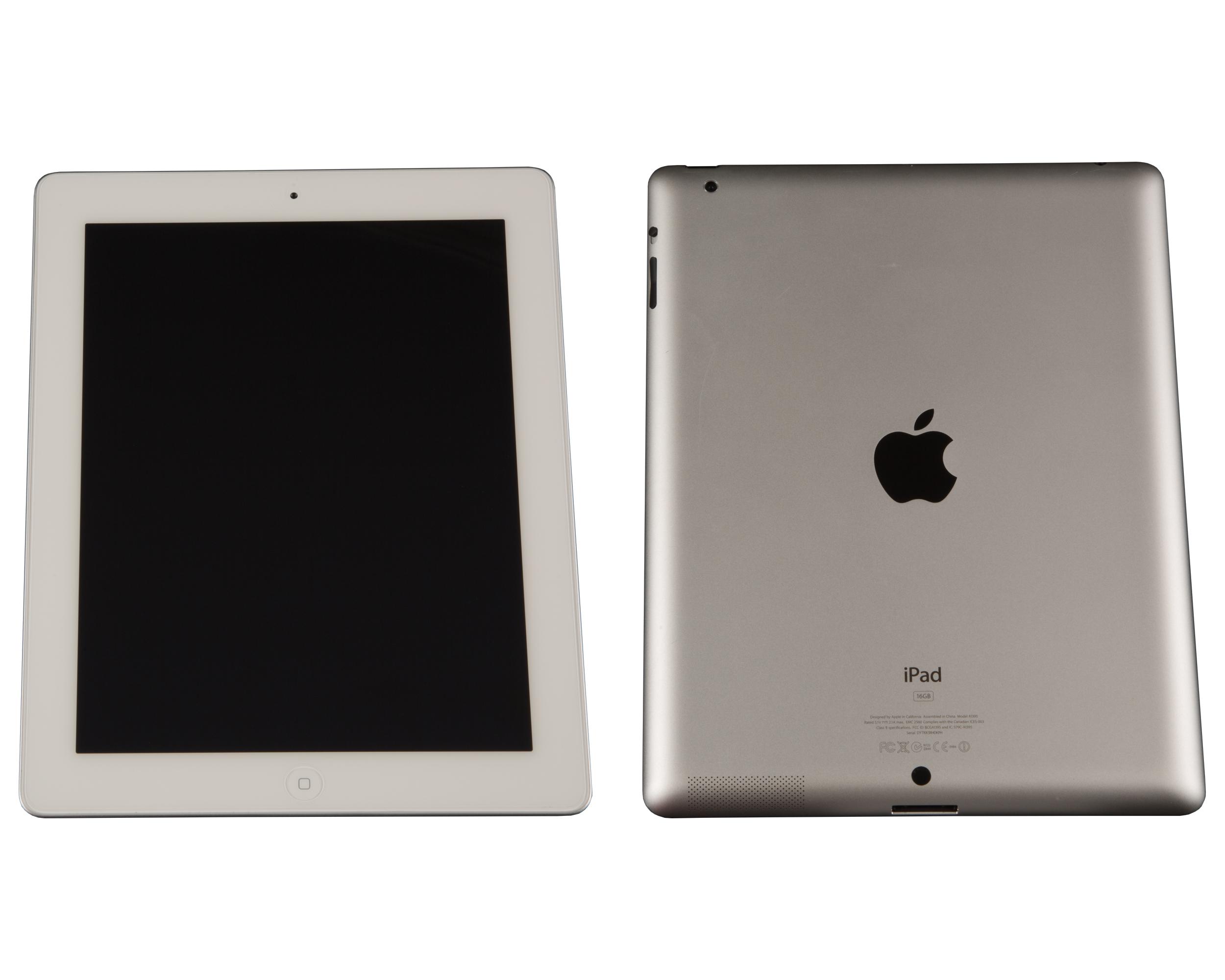 "Apple iPad 2  9.7"" White"