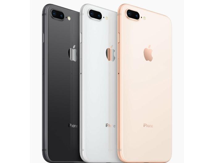 Apple iPhone 8 & Plus
