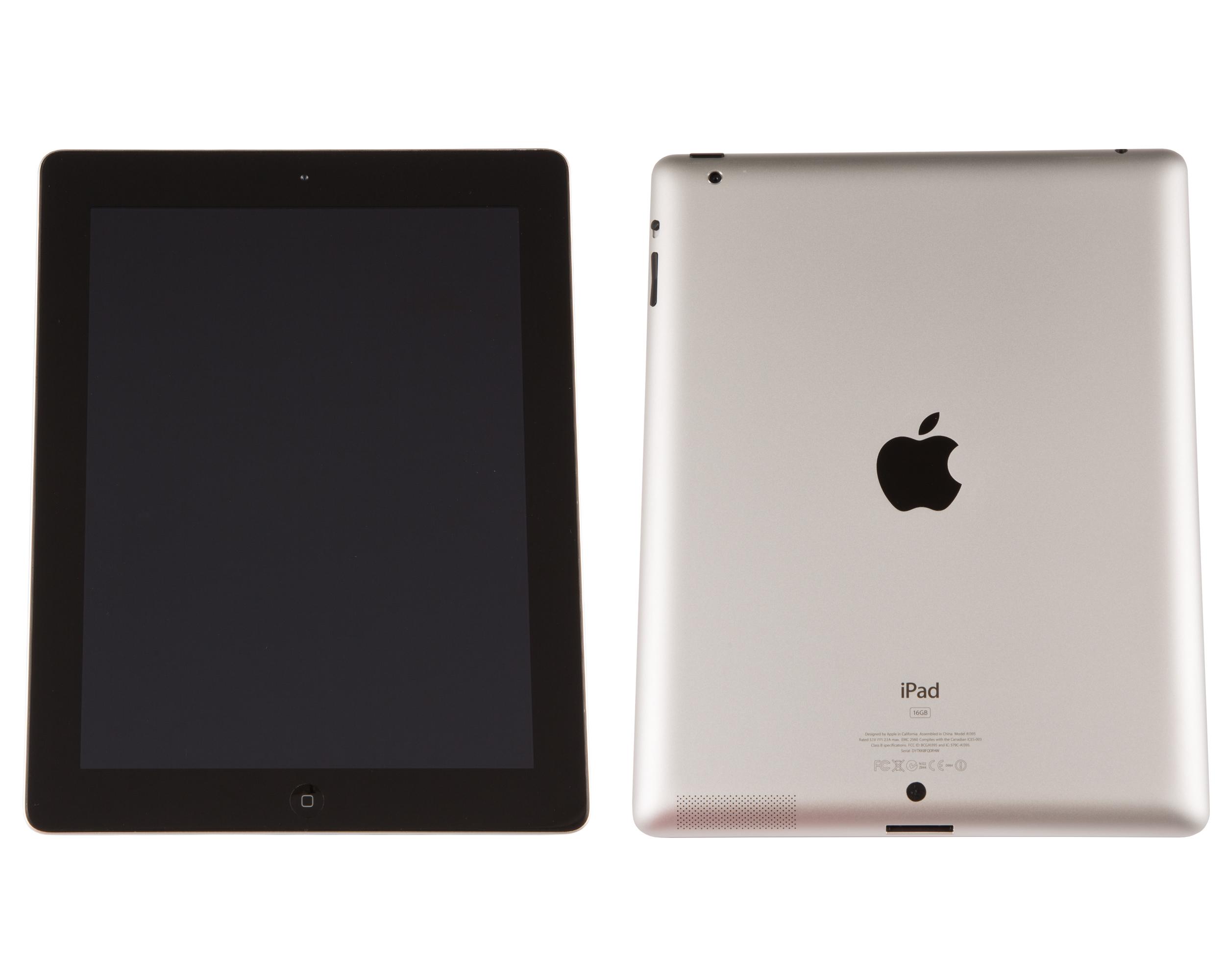 """Apple iPad 2  9.7"""" Black"""
