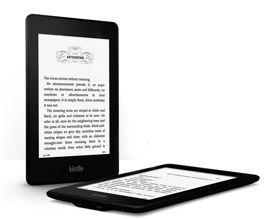Amazon Kindle Paperwhite Black