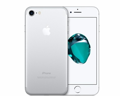 Apple iPhone 7/Plus Silver