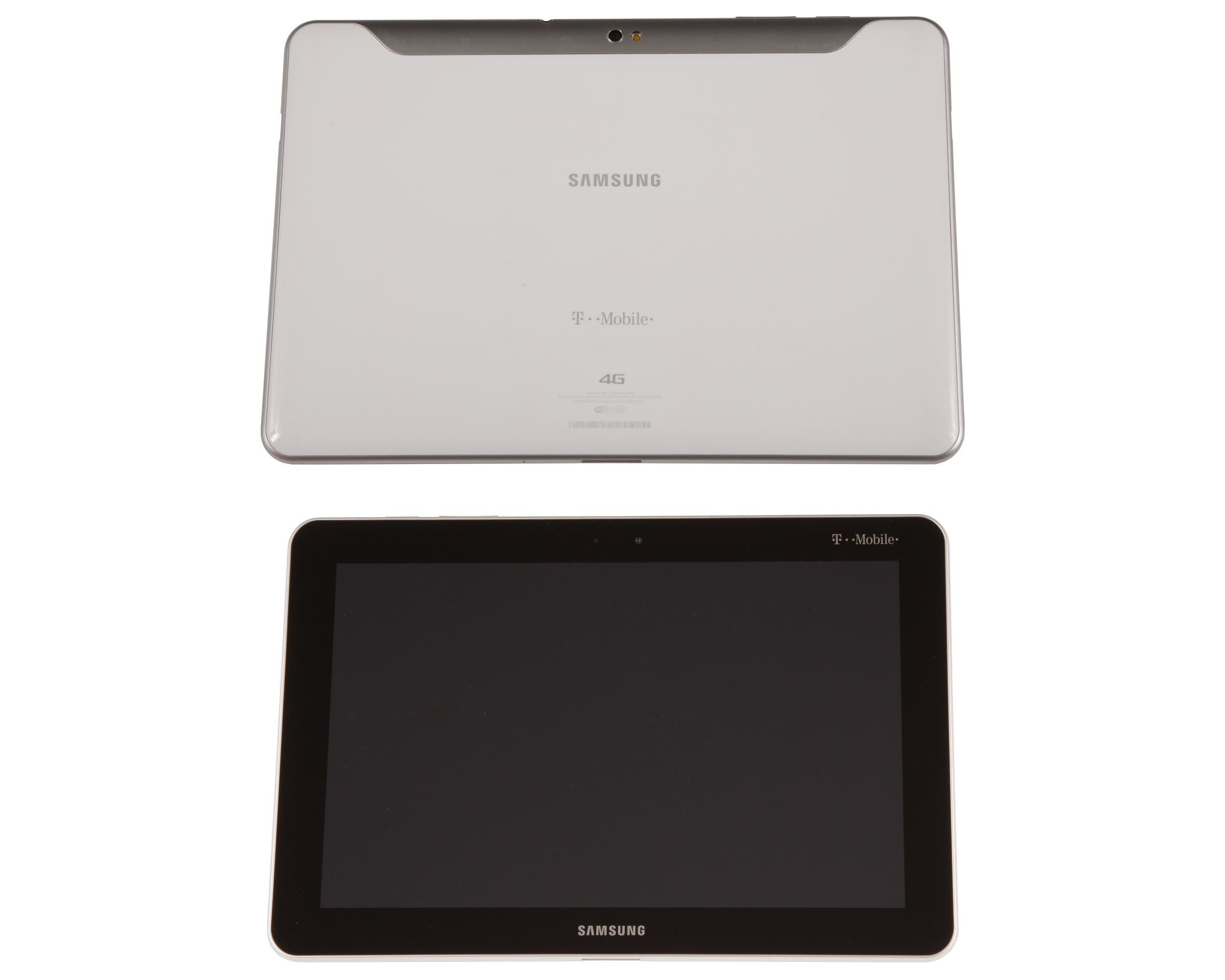 """Samsung Tab 10.1"""" Black/White"""
