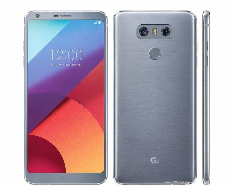 LG G6 Grey