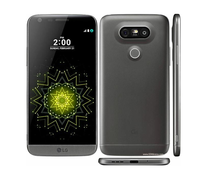 LG G5 Grey